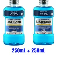 Listerine Mouthwash 500mL TarTar Control