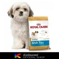 Jual Royal Canin Shih Tzu Junior 1.5Kg Dog Food Ayo Order
