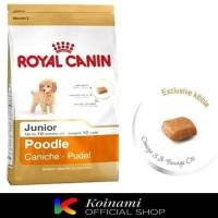Dapatkan Royal Canin Poodle Junior 3Kg Dog Food Buru Order