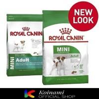 Murah Royal Canin Mini Adult 4Kg / Dog Food Dijamin Ori