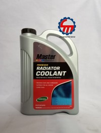 Air Radiator Coolant Master Hijau 4 Liter
