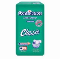 Confidence Popok Dewasa Classic M8 / L7 / XL6