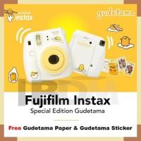 Fujifilm Instax Mini 8 Gudetama Special Edition