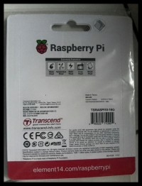 Micro Sd With Noobs Transcend 16Gb For Raspberry Original Promo Bulan