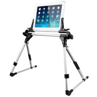 Lazypod Flexible Foldable Tablet PC Smartphone Stand - 201 - Black O