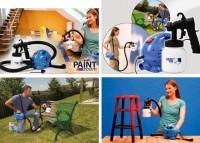 Terpopuler Paint Zoom / Spray Gun / Airbrush Elektrik / Paint Gun /