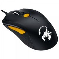 Genius Mouse Gaming RS Scorpion M6-600 Black Orange