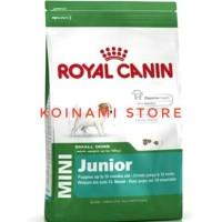Diskon Royal Canin Mini Junior 4Kg Dog Food / Makanan Anjing Diminati