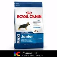 Order Royal Canin Maxi Junior 4Kg / Makanan Anjing / Dog Food Segera