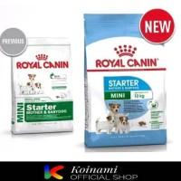 Jual Royal Canin Mini Starter Mother & Babydog / Dog Food / Makanan