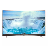 TCL 49 inch Smart Curved LED FHD TV - 49P3