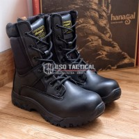 New Sepatu Tactical Army Boots Hanagal 9 Military Outdoor Boots Ori