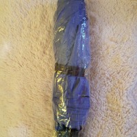 Payung Lipat Polos Ungu