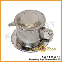 Promo Vietnam Coffee Drip 6Q / Penyaring Kopi / Coffee Maker Tools