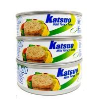 SUN BELL Katsuo Tuna Kaleng 70gr / 70 gr - Original 100%