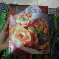 BUKU RESEP KUE KERING ALA SINGAPURA