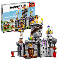 LEGO LEPIN ANGRY BIRDS MOVIES KING PIGS 19006