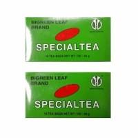 Special tea EXTRA STRENGHT BIGGREEN LEAF