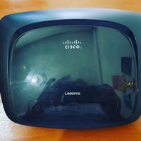 wireless router Linksys WRT120N