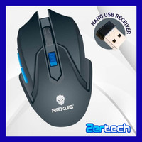 Mouse / Rexus / Gaming / Wireless / Mouse Wireless / Rexus S5 Aviator