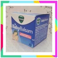 RD VICKS Baby Balsam Vick s baby Balsem Bayi