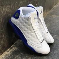 PALING LARIS Sepatu Basket Nike Air Jordan 13 Retro Hyper Royal Orig