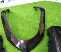 List U Atas Lampu Nmax Carbon Kevlar Original Part Yama Limited