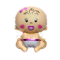 BALON BABY BOY/BALON FOIL BABY GIRL/BALON BABY SHOWER/BALON BABY JUMBO