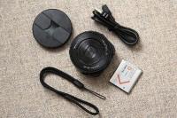 Sony Lens Camera CyberShot DSC-QX10 Berkualitas