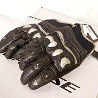 Dainese Gloves Xstrike | X-Strike Sarung Tangan Kulit Titanium