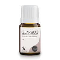 10ml - Cedarwood Essential Oil 100% Pure and Natural Nusaroma