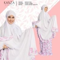 Mukena Bali Dewasa Renda Brokat Jepang Fashion Mukena Wanita Muslimah