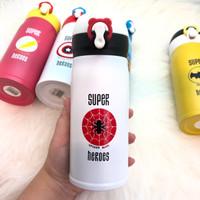 Thermos / Botol Minum Superhero 350 ml