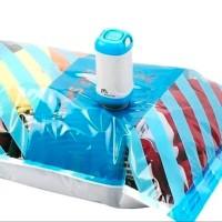 ORISINIL DR.SAVE vacuum storage bonus plastik travel