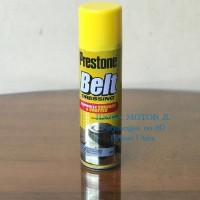 Van belt dressing merk prestone pelumas fan belt tali kipas isi 250 ml