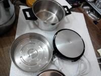 Maspion Multi Cooker MEC 2750 Alat Masak Serbaguna