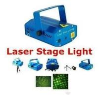 PROMO Lampu Proyektor Laser stage Mini Kontrol Suara R G untuk DJ