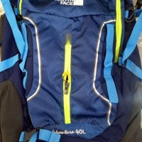 Hot Produk Tas Ransel Gunung The North Face 40L / Mountain Breeze /