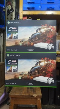 HOT SALE Xbox One X 1TB Forza Horizon Bundle Terjarmin