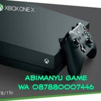 HOT SALE XBOX ONE X 1TB (ASIA) BRAND NEW Terjarmin