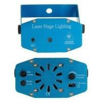 DISKON Mini Laser Stage Lighting Multicolor Projector 6 Gambar NE