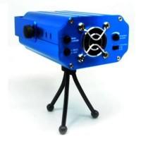 DISKON Lampu Disco Mini Laser Stage Light Multicolor Projector MG