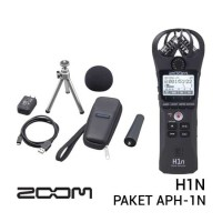 Zoom H1N Handy Recorder with Accessories / Handy Recorder Murah pn