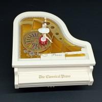 music box piano/musik box piano/kotak musik piano/souvenir/kado