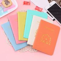 NEW Pasport Cover Kulit warna warni/Sarung Sampul Pasport Kulit/DOMPET