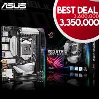ASUS ROG STRIX Z370-I Gaming (LGA1151,Z370,DDR4) CoffeeLake