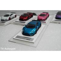 One Model Premium Collection Lamborghini Huracan Blue Matte Edititon