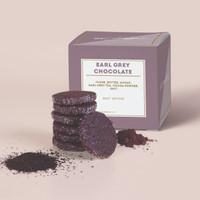 Earl Grey Chocolate Cookies