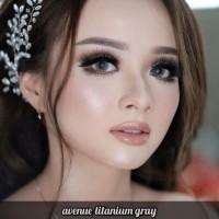 Softlens Avenue Titanium Gray (Abu-Abu)