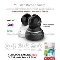 Paket CCTV Xiaomi Dome 1080P Full HD Plus SanDisk 32GB
